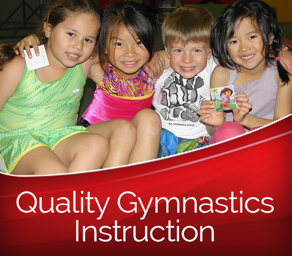 ATA Gymnastics - Quality Gymnastics Instruction